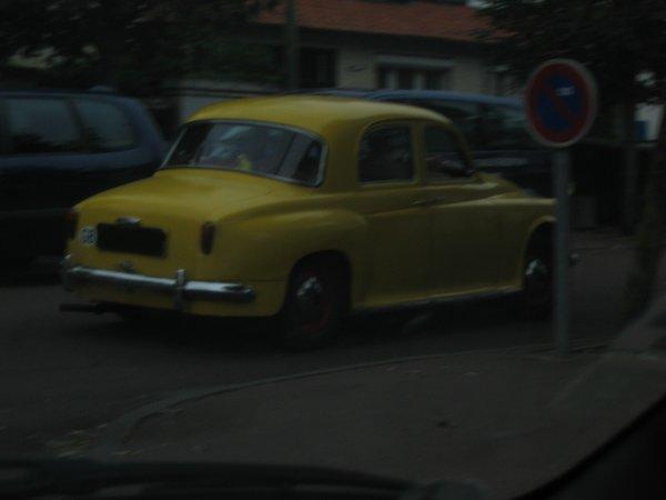 Rover P4 1956