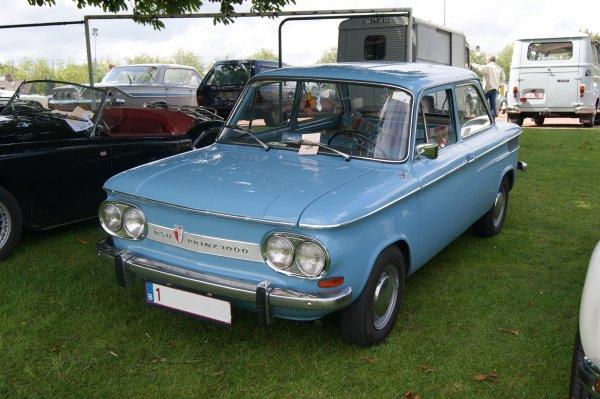 NSU Prinz 1000 TT 1965