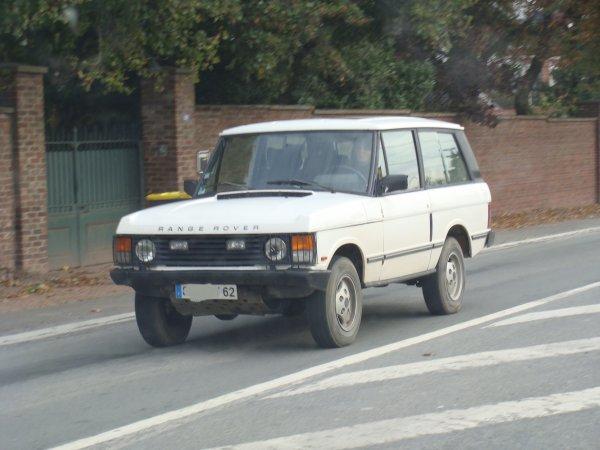 Range Rover 1986