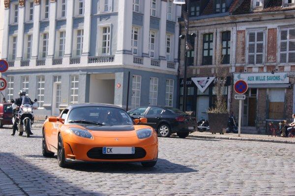 Tesla Roadster Sport 2.5 2012