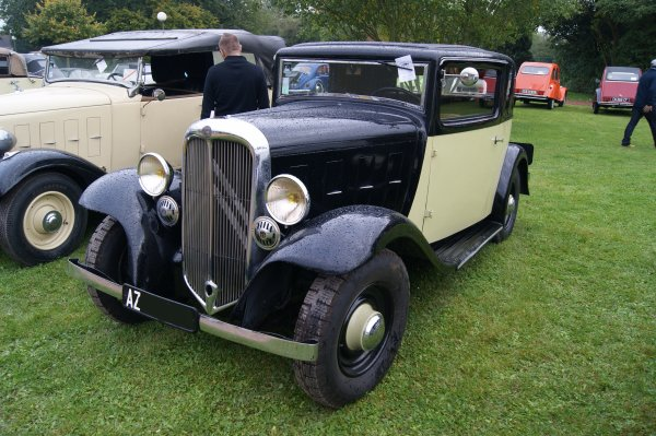 Citroën Rosalie 10 1933