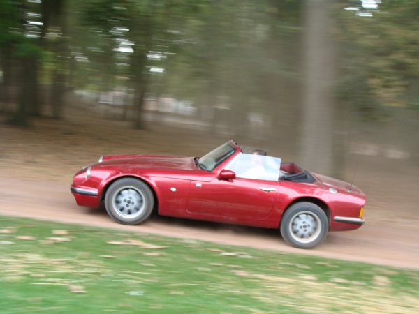TVR S4 1992