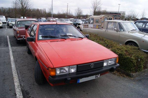 Volkswagen Scirocco GTS 1983