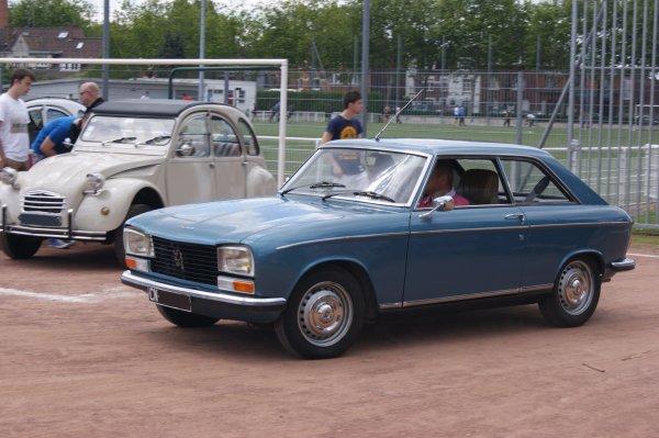 Peugeot 304 S Coupé 1972