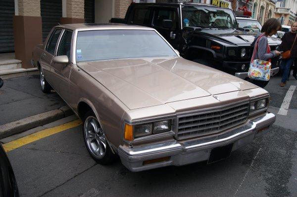 Chevrolet Caprice 1981