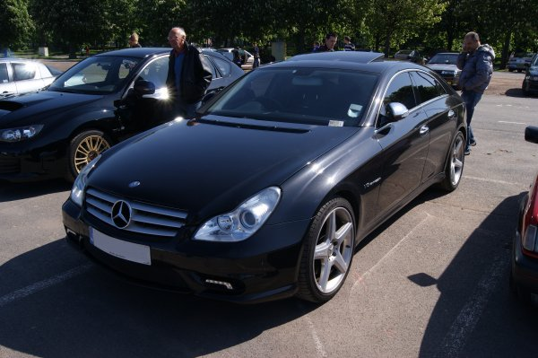 Mercedes CLS W219 55 AMG 2005