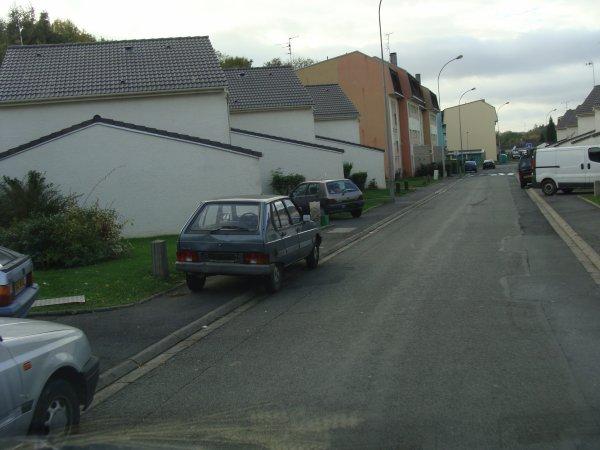 Citroën Visa 11RE 1984