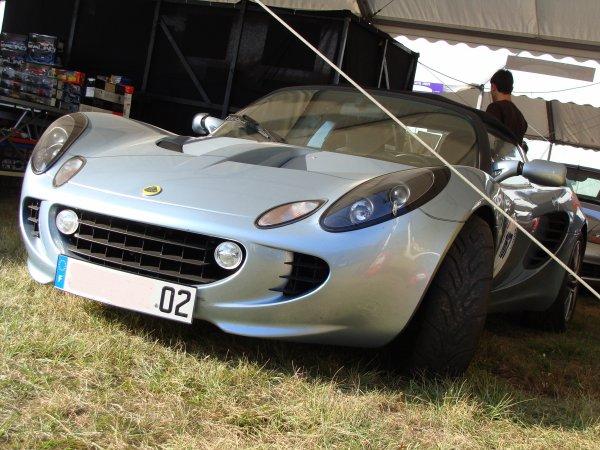 Lotus Elise S2 111S 2002