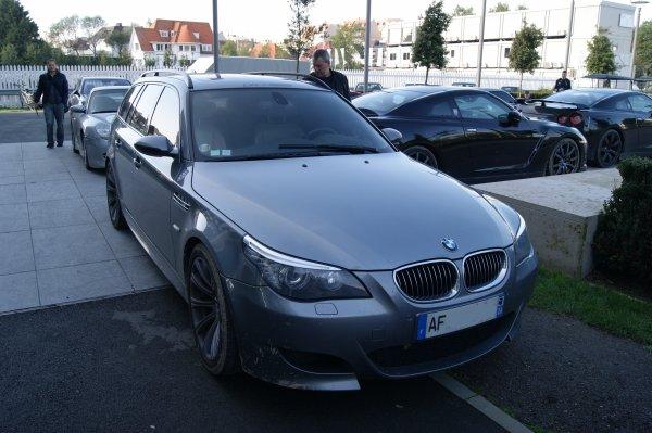 BMW M5 E61 2007