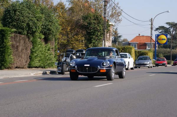 Jaguar Type E S3 1971