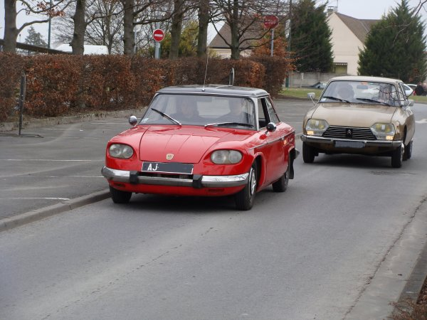 Panhard 24 BT 1964