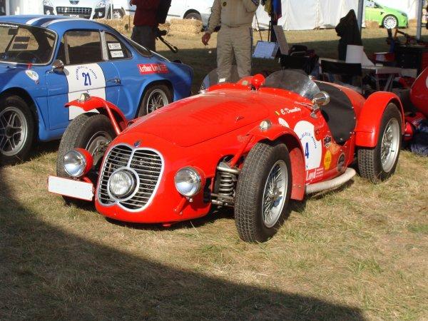 Maserati A6 GCS 1947