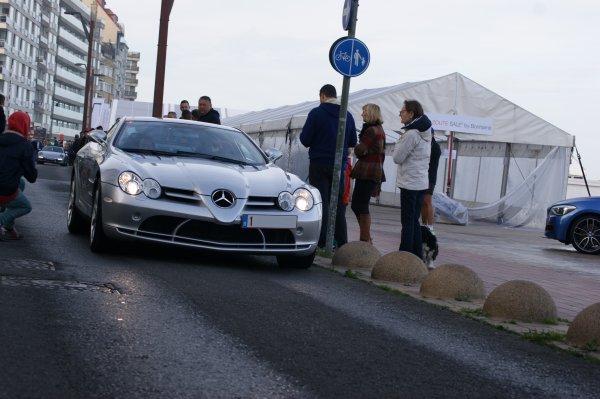 Mercedes SLR Mc Laren 2003