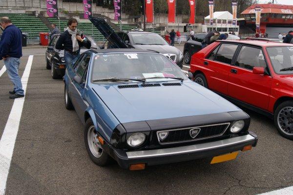 Lancia Beta Scorpion 1976