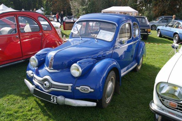 Panhard Dyna X86 1950