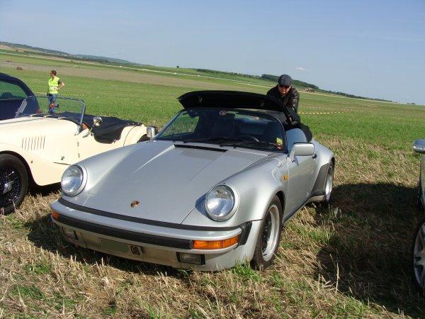 Porsche 911 Speedster Turbo Look 1987