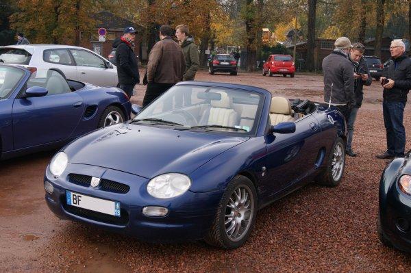 MG F 1.8 120 1999