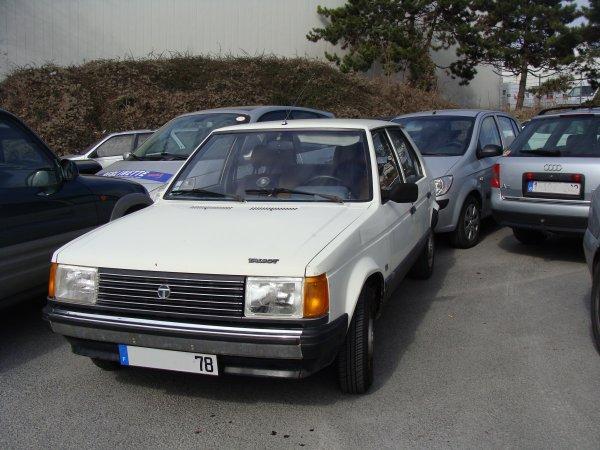Talbot Horizon 1.5 1980