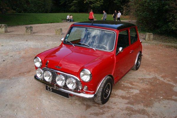 Austin Mini Cooper S MK I 1966