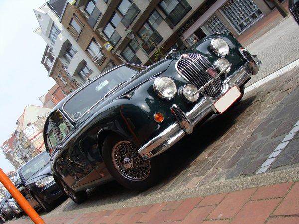 Jaguar MK 2 1959