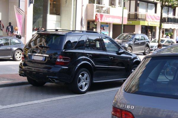 Mercedes ML W164 63 AMG 2005