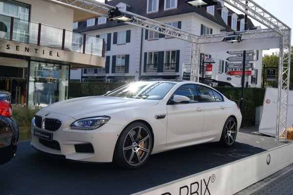 BMW M6 F06 Gran Coupe 2012