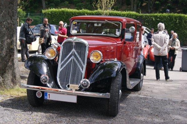 Citroën Rosalie 7 UA 1935