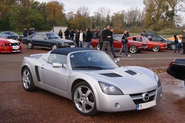 Opel Speedster 2000