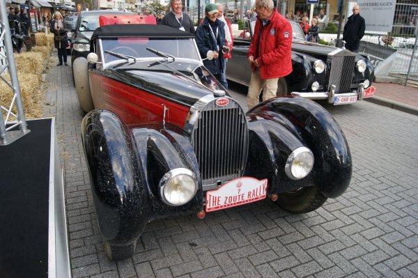 Bugatti T57 C Gangloff 1932