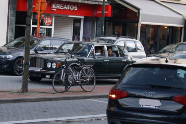 Bentley Turbo R 1985