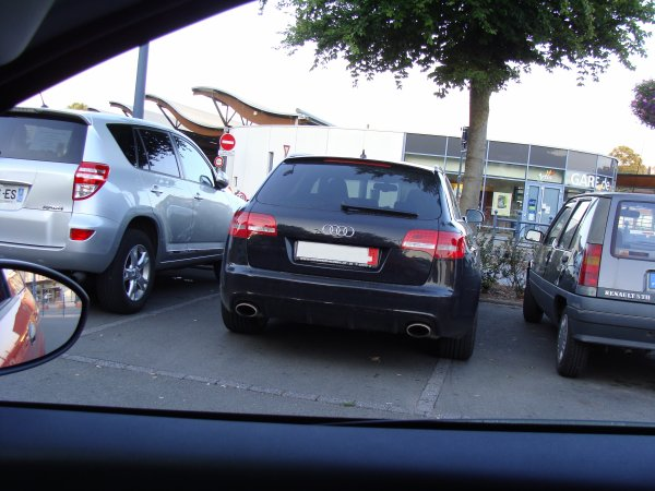 Audi RS6 C6 Avant 2008