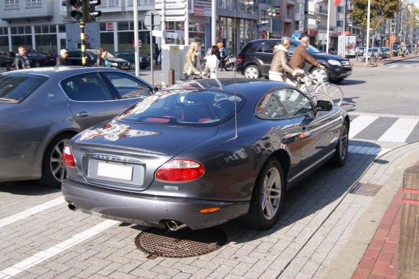 Jaguar XK8 X100 2004