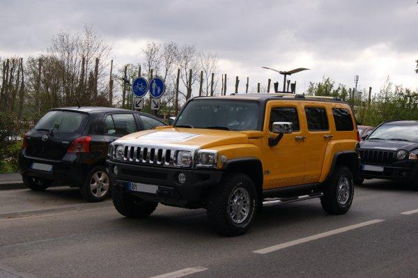 Hummer H3 2004