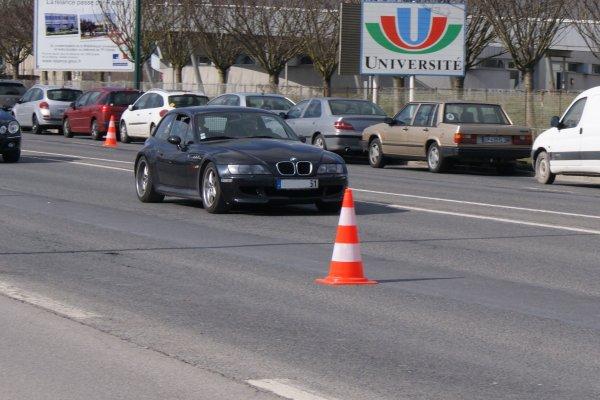 BMW Z3 M 2000