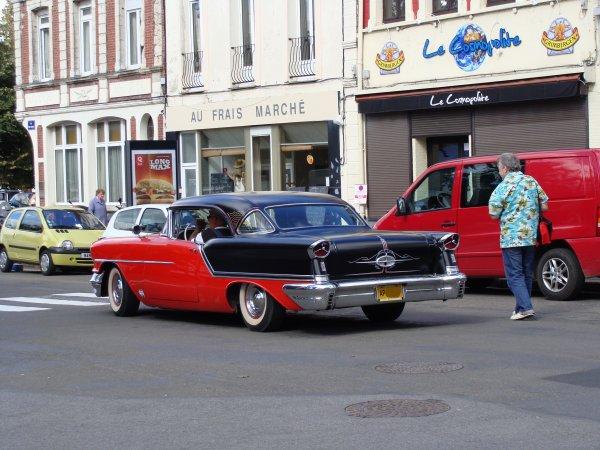 Oldsmobile 88 1957