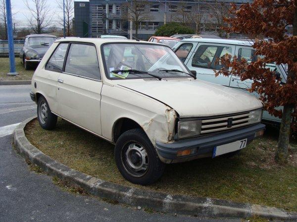 Peugeot 104 1987