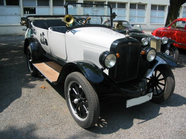 Willys-Overland 2200 torpedo 1925
