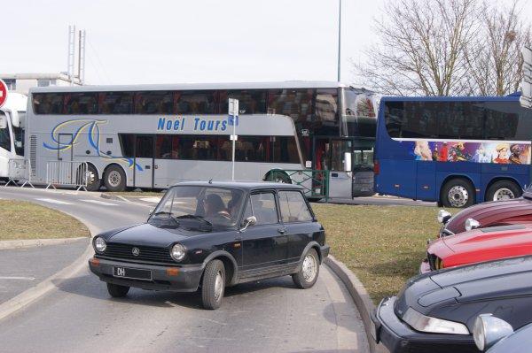 Autobianchi A112 Appia 1982