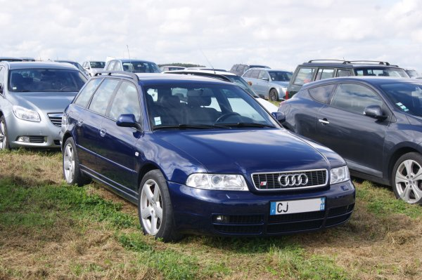 Audi S4 B5 Avant 1998