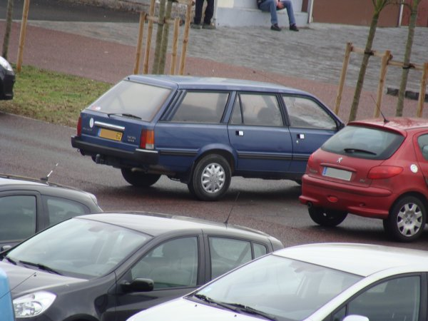 Peugeot 505 GRD 1985