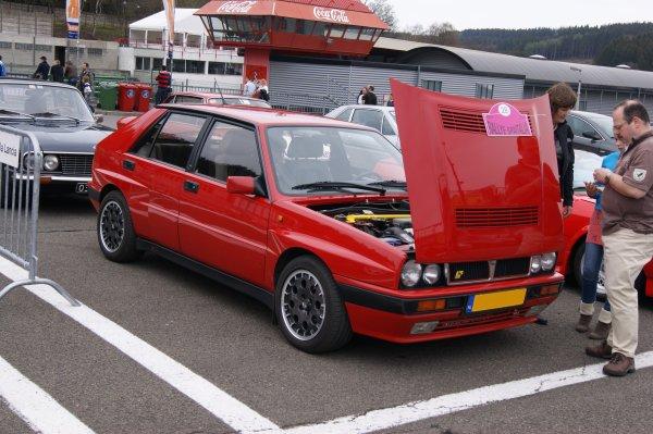 Lancia Delta HF Integrale 16V 1988