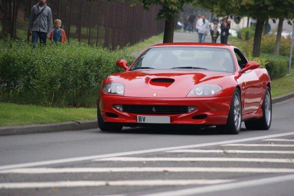 Ferrari 550 Maranello 1996