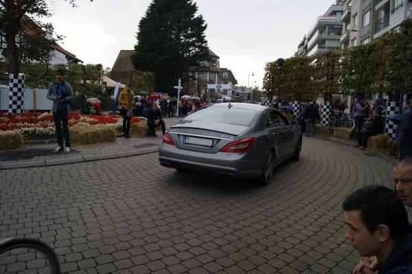 Mercedes CLS C218 63 AMG 2010