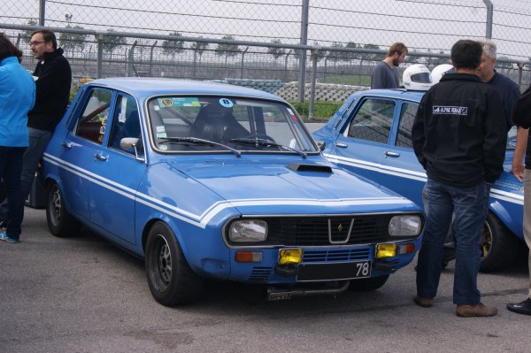Renault 12 Gordini 1972
