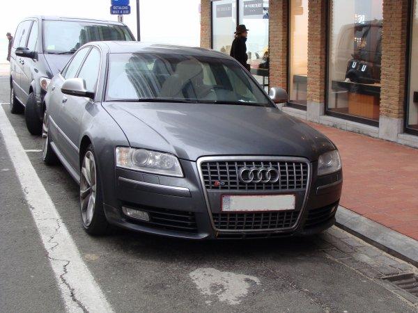 Audi S8 D3 2007