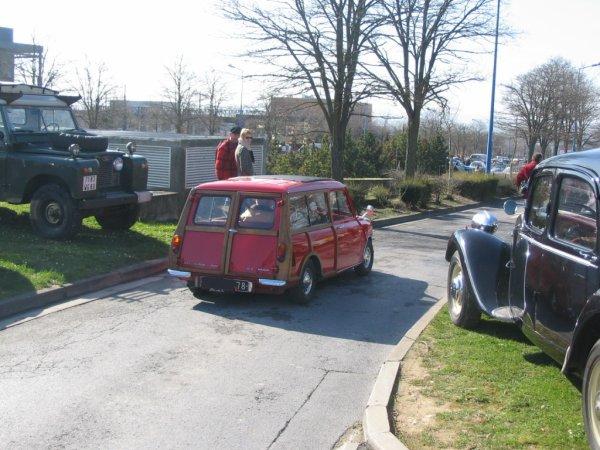 Morris Mini Traveller 1967