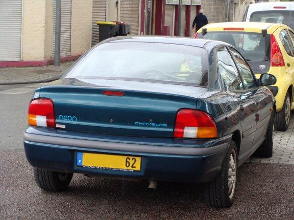 Chrysler Neon 1993