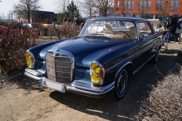 Mercedes 300 W109 1965