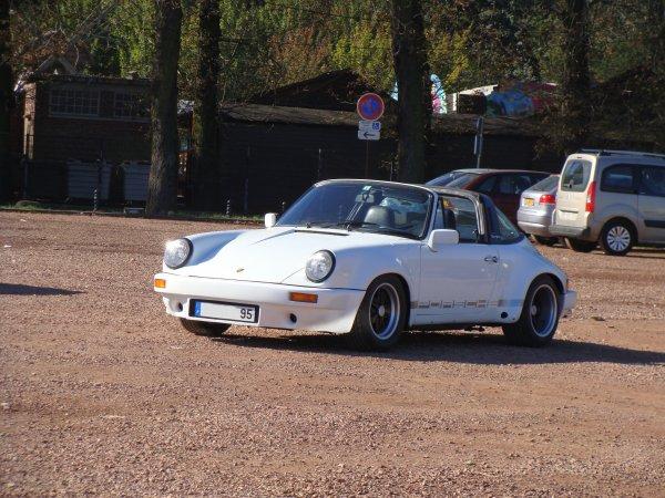 Porsche 911 Carrera Targa 1975