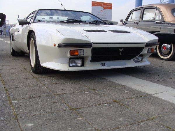 De Tomaso Pantera GT5S 1973
